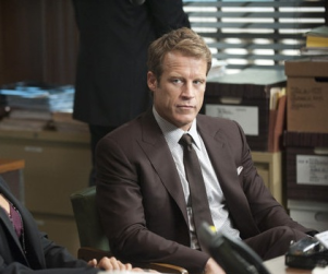 Mark Valley to Recur on CSI Season 15