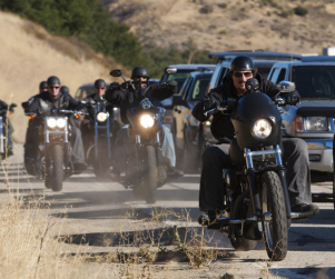 Sons of Anarchy Giveaway: Ride with the Cast!
