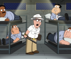 Family Guy Review: Prison Break