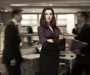 The Good Wife Trailer: All on the Line