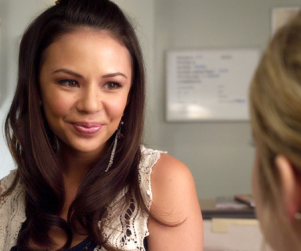 Janel Parrish on Next PLL Episode: You Will Learn the Fate Of...