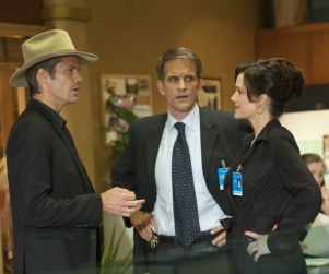 Justified Review: Prison Chess
