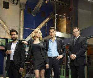 TV Fanatic on Set: Chuck Cast Dishes on Finale