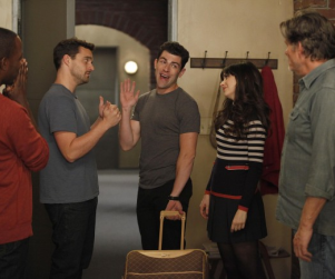 New Girl Review: Ménage A Trois