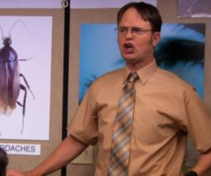 The Office Review: He's A Man On A Mission