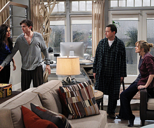 Two and a Half Men Review: The Working Class and Aristocrat