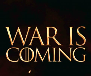 New Game of Thrones Poster: War is Coming