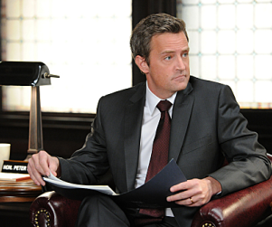 NBC Picks Up Matthew Perry Sitcom