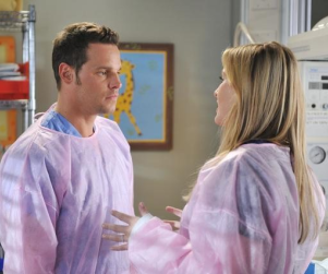 Grey's Anatomy Scoop: Latest on Alex, Arizona & Callie