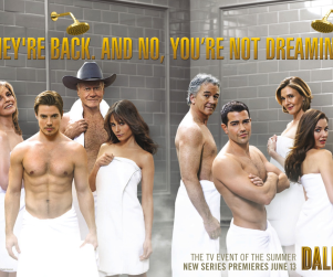 Dallas Promo Photo: It's Not a Dream