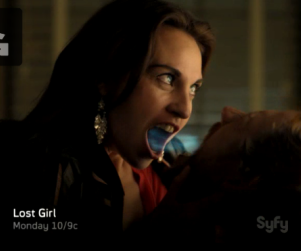 Lost Girl Review: She's Not Betty Crocker
