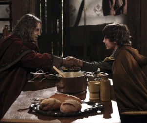 Once Upon a Time Picture Preview: Rumple-riffic!
