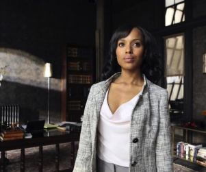 Scandal Star Kerry Washington Talks Twists, Teases Season Finale