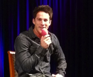 Michael Trevino Speaks on End of The Vampire Diaries, Fear of Spiders at Fan Convention