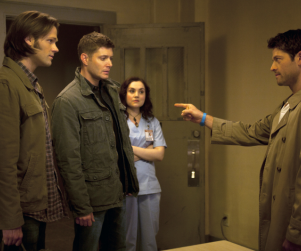 Supernatural Photo Preview: Look Who's Back!
