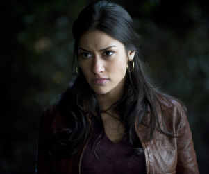 Janina Gavankar Cast on The Vampire Diaries Season 5