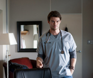 "Daniel Gillies Previews ""Greek Chorus,"" Amazing Pilot of Saving Hope"