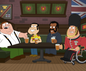 Family Guy Review: Good Show, Old Chap
