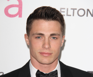 Colton Haynes Cast on Arrow As...