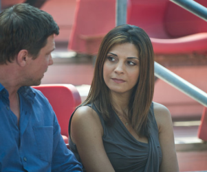 Necessary Roughness Review: All Hung Up