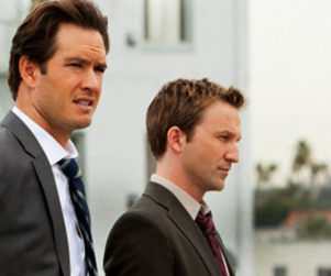 Franklin & Bash Season Finale Review: Party Hard Ball