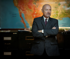 Terry O'Quinn on Falling Skies: First Look!