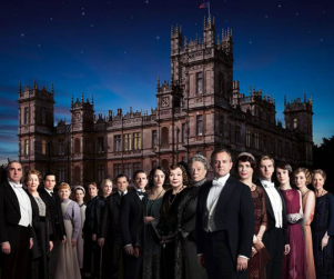 Downton Abbey Season 3: New Clip, Cast Photo