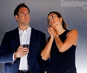 NCIS Season Premiere: Behind the Scenes Elevator Pic!
