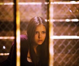 Elena Gilbert as a Vampire: First Imprisoned Look!