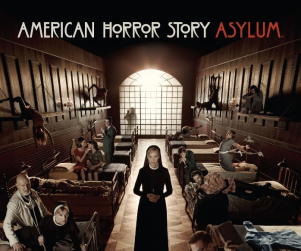 American Horror Story Asylum Poster, Premiere Date: Revealed!