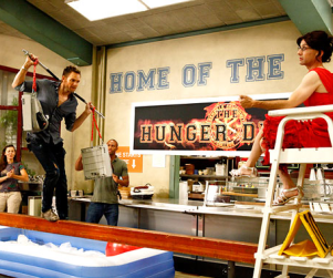 Community Season Premiere to Pay Tribute to The Hunger Games