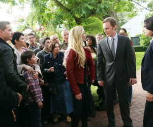Once Upon a Time Season Premiere Pics: Who is Dr. Whale?