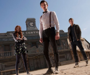 Doctor Who Review: The Doctor, The Doctor and The Gunslinger