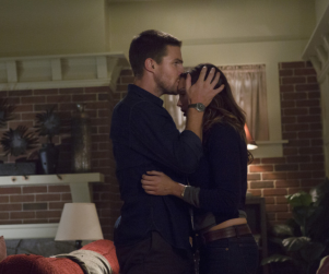 Arrow Review: Legally Resurrected