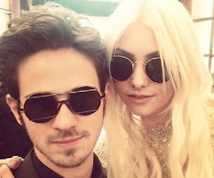Taylor Momsen and Connor Paolo: Returning to Gossip Girl!
