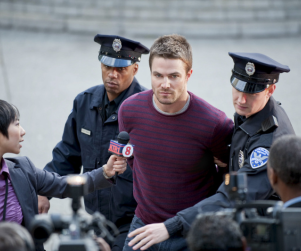 Arrow Review: The Mission Comes First