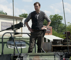 The Walking Dead Review: Tea with the Governor