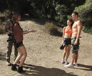 90210 Review: Trust Falls
