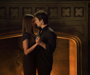 The Vampire Diaries Photos: Dancing with Delena