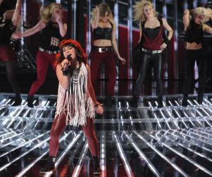The X Factor Top 12 Review: Doubting Demi's Divas