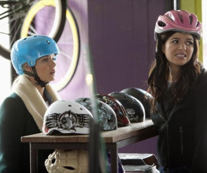 Happy Endings Review: Helmets and Handshakes