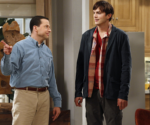 Two and a Half Men Review: Honesty Isn't the Best Policy