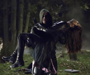 Arrow Review: Revenge vs. Justice
