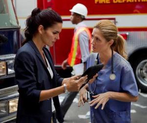 Rizzoli & Isles Season Finale Review: Another Day at the Office Collapse