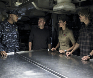 NCIS: Los Angeles Review: Popeye the Sailor Man