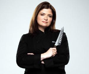 Alex Guarnaschelli Exclusive: The Next Iron Chef Speaks!