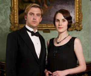 Michelle Dockery Teases Season of Change, Rocky Sailing for Mary and Matthew
