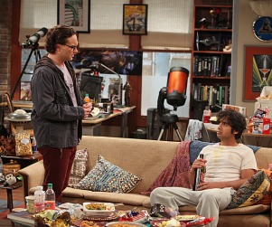 The Big Bang Theory Review: Most Pathetic Guy May Get a Girl
