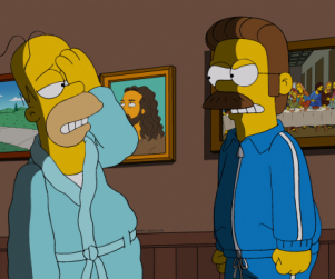 The Simpsons Review: Eye for an Eye