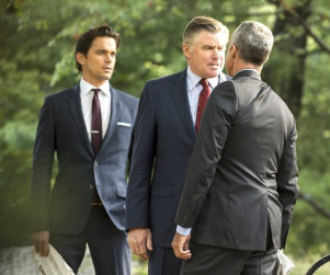 White Collar Season Finale: The Blue in My Eyes